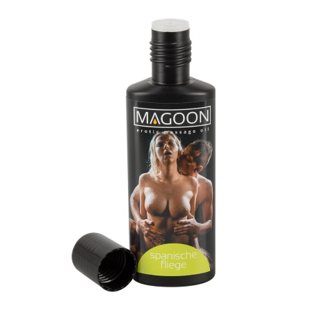 Массажное масло Erotic Massage Oil (0796) Spanishe Fliege