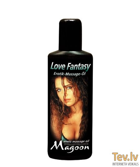 Массажное масло Erotic Massage Oil (0791) Love fantasy